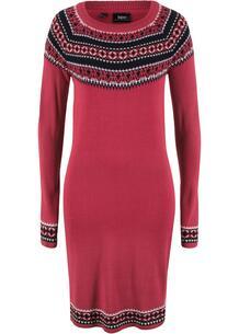 Вязаное платье bonprix 264145506