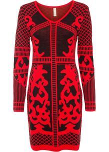 Платье вязаное bonprix 263491434