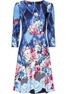 Платье трикотажное bonprix 263558223