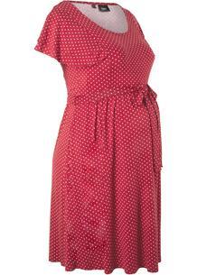 Праздничная мода для беременных: платье в горошек bonprix 265696590