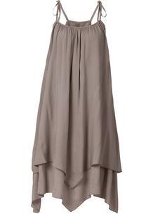 Платье на бретелях bonprix 265824032