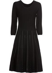 Платье вязаное bonprix 261997841