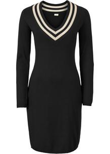 Вязаное платье bonprix 264312001