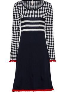Платье вязаное bonprix 264097253