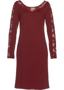 Платье из трикотажа bonprix 263685034
