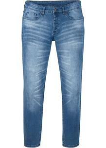 Джинсы стрейч Slim Fit Tapered bonprix 266340531