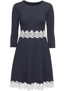 Платье из трикотажа bonprix 264837107