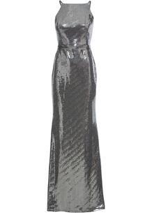 Платье с пайетками bonprix 264856491