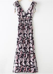Платье макси bonprix 265687367