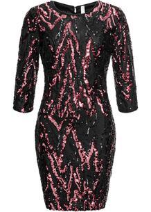 Платье с пайетками bonprix 263336614