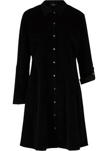 Платье из вельвета bonprix 261901500
