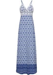 Платье макси bonprix 265999731