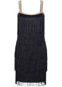 Платье с бахромой bonprix 264825576