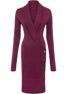 Платье вязаное bonprix 264368196