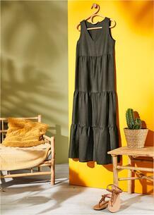 Платье макси bonprix 266000427