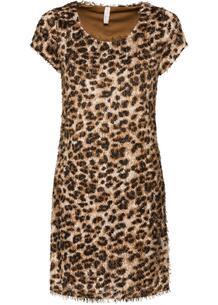 Платье с бахромой bonprix 260489851