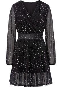 Платье с воланом bonprix 263141246