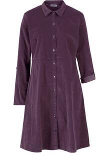 Платье из вельвета bonprix 261901494