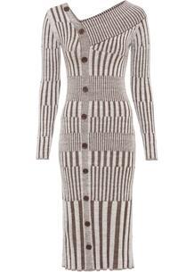 Платье вязаное bonprix 263622424