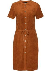 Платье из велюра bonprix 264059133