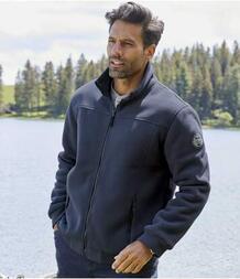 Флисовая Куртка с Подкладкой из Шерпы AFM 3102589