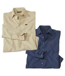 Комплект Фланелевых Рубашек «Колорадо»— 2шт. AFM 3102594