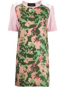 платье-футболка с камуфляжным принтом Mr & Mrs Italy 139893168883