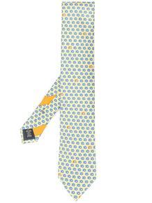 галстук с узором Ermenegildo Zegna 15480212636363633263