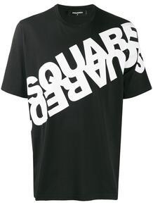 футболка с логотипом Dsquared2 141502928876