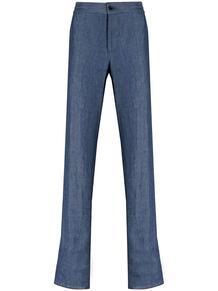 строгие брюки прямого кроя Etro 150882965350