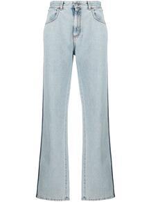 прямые джинсы с лампасами Alexander McQueen 150906115056