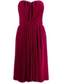 коктейльное платье со сборками Dolce&Gabbana 149652195250