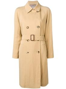 двубортное пальто миди Etro 135988635256