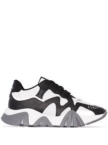 массивные кроссовки Squalo Versace 139938695249