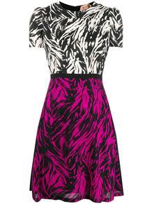 платье с зебровым принтом №21 140753325248