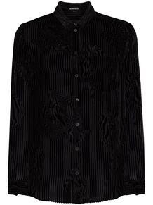 фактурная рубашка Vasily Ann Demeulemeester 154260788883