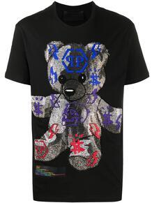 футболка Teddy Bear PHILIPP PLEIN 1538905277