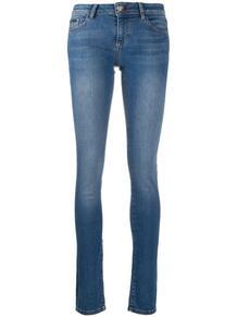 джинсы скинни с нашивкой PHILIPP PLEIN 155432675055