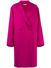 двубортное пальто Stella Mccartney 158815255250
