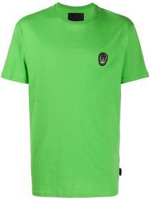футболка с нашивкой-логотипом PHILIPP PLEIN 1588643677