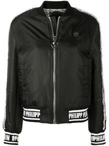 embellished bomber jacket PHILIPP PLEIN 1321111877