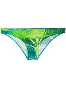 плавки бикини с принтом Versace 1528213649