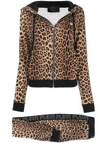 спортивный костюм с леопардовым принтом PHILIPP PLEIN 1589136183