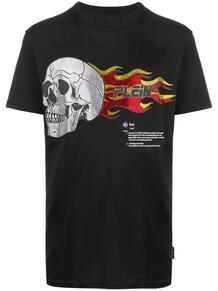 футболка с принтом PHILIPP PLEIN 1554305576
