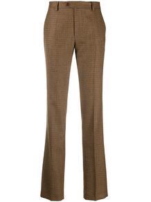 клетчатые брюки строгого кроя Etro 157649185252
