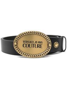 ремень с тисненым логотипом Versace Jeans Couture 15921580494853
