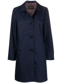 пальто с принтом пейсли Etro 148335595254