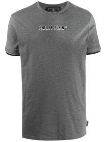 футболка с круглым вырезом и логотипом PHILIPP PLEIN 14881682888876