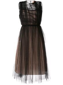 платье из тюля с оборками №21 141259775252