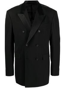 двубортный пиджак Versace 161834985256